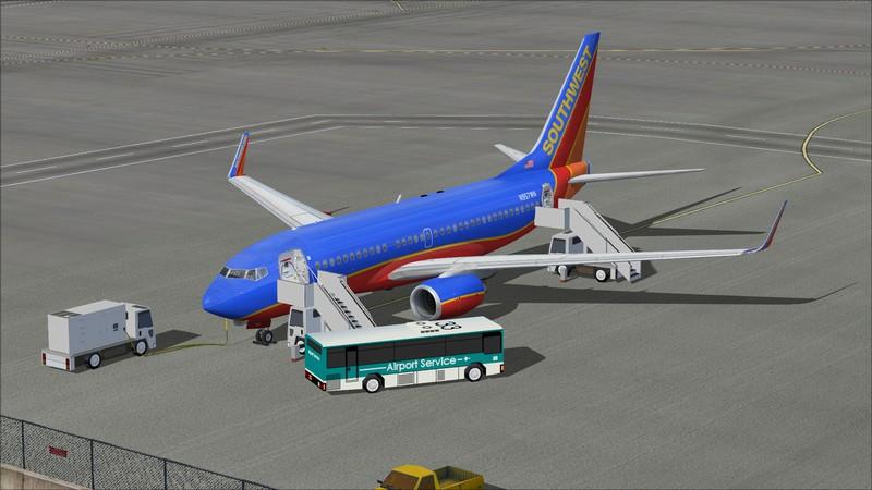 São Francisco (KSFO) - Los Angeles (KLAX): Boeing 737-700 NG Southwest. Avs_1301_zpsl8cwsoob