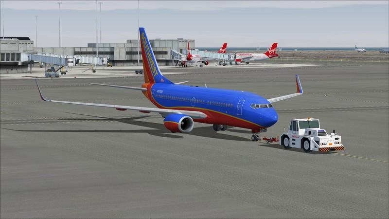 São Francisco (KSFO) - Los Angeles (KLAX): Boeing 737-700 NG Southwest. Avs_1303_zpsgggowvs7