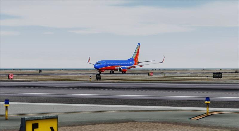 São Francisco (KSFO) - Los Angeles (KLAX): Boeing 737-700 NG Southwest. Avs_1322_zpsegcjqy6m