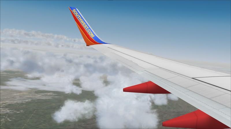 São Francisco (KSFO) - Los Angeles (KLAX): Boeing 737-700 NG Southwest. Avs_1341_zpsfsieobvm