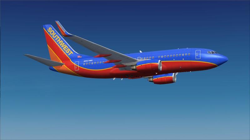 São Francisco (KSFO) - Los Angeles (KLAX): Boeing 737-700 NG Southwest. Avs_1344_zpsgaptl82m