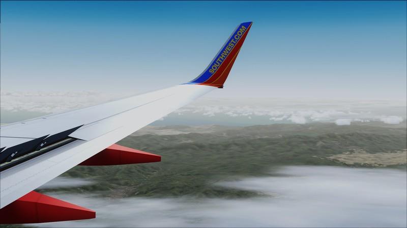 São Francisco (KSFO) - Los Angeles (KLAX): Boeing 737-700 NG Southwest. Avs_1348_zpsvh1rvqaq