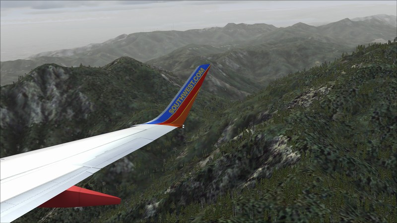 São Francisco (KSFO) - Los Angeles (KLAX): Boeing 737-700 NG Southwest. Avs_1353_zpsjohuvdc2