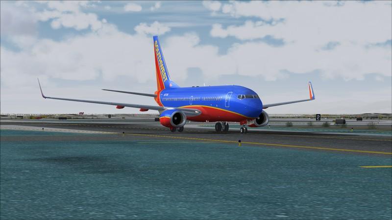 São Francisco (KSFO) - Los Angeles (KLAX): Boeing 737-700 NG Southwest. Avs_1393_zps7an4q7qp