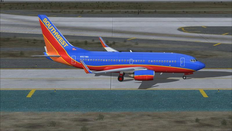 São Francisco (KSFO) - Los Angeles (KLAX): Boeing 737-700 NG Southwest. Avs_1397_zpsp0rw8a9u
