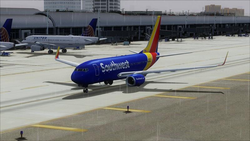 Orange County (KSNA) - Las Vegas (KLAS): Boeing 737-700 NG Southwest NC. Avs_1510_zpssdwyqzsw
