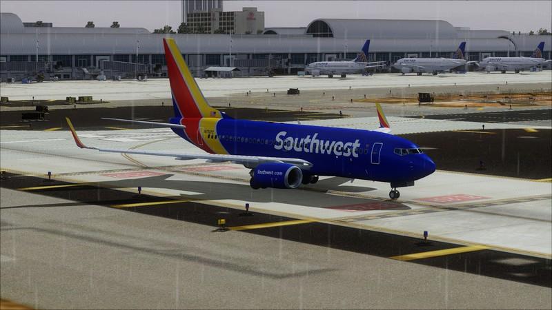 Orange County (KSNA) - Las Vegas (KLAS): Boeing 737-700 NG Southwest NC. Avs_1512_zpsv8n6r2bg