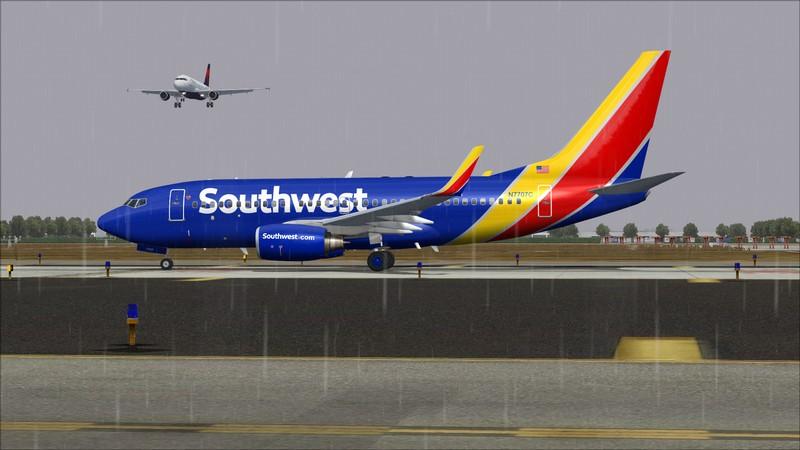 Orange County (KSNA) - Las Vegas (KLAS): Boeing 737-700 NG Southwest NC. Avs_1516_zpsy8f6pmve
