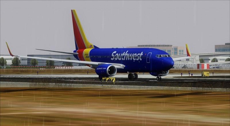Orange County (KSNA) - Las Vegas (KLAS): Boeing 737-700 NG Southwest NC. Avs_1520_zpstdzvooe5