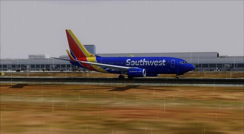Orange County (KSNA) - Las Vegas (KLAS): Boeing 737-700 NG Southwest NC. Avs_1522_zpsxwvrh7dd
