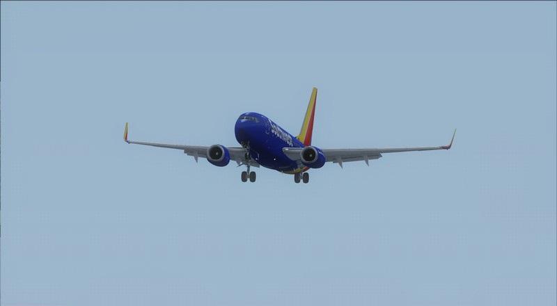 Orange County (KSNA) - Las Vegas (KLAS): Boeing 737-700 NG Southwest NC. Avs_1555_zpsufwdkxs9