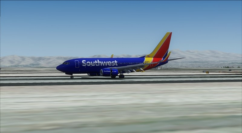 Orange County (KSNA) - Las Vegas (KLAS): Boeing 737-700 NG Southwest NC. Avs_1559_zps9ejbcucy