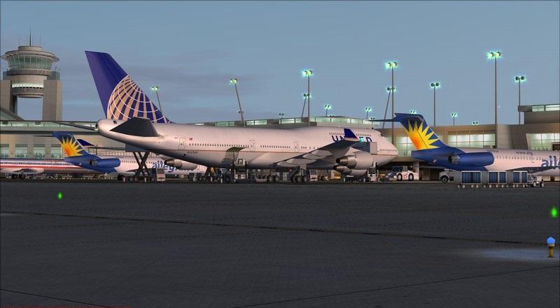 Las Vegas (KLAS) - Los Angeles (KLAX): Boeing 747-400 United Airlines. Avs_1629_zpse5zyno1d