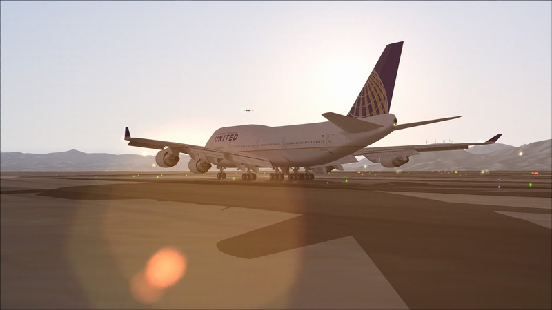 Las Vegas (KLAS) - Los Angeles (KLAX): Boeing 747-400 United Airlines. Avs_1636_zpspstx6qhp
