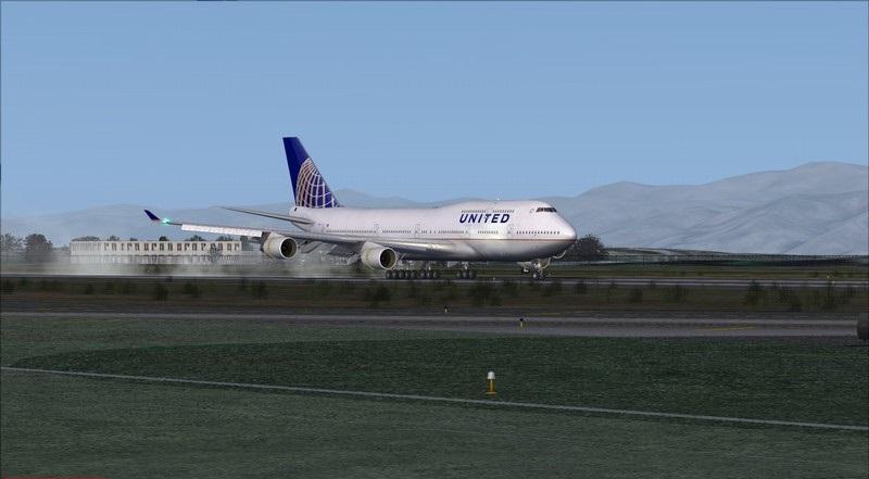Las Vegas (KLAS) - Los Angeles (KLAX): Boeing 747-400 United Airlines. Avs_1694_zpse4eshpuq
