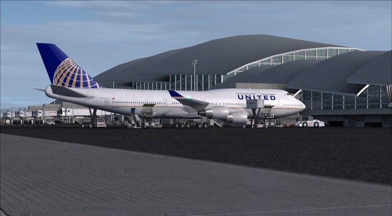 Las Vegas (KLAS) - Los Angeles (KLAX): Boeing 747-400 United Airlines. Avs_1709_zpssbjvl9vl