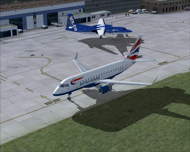 [FS9] Frankfurt (EDDF) - London City (EGLC) Avs_197