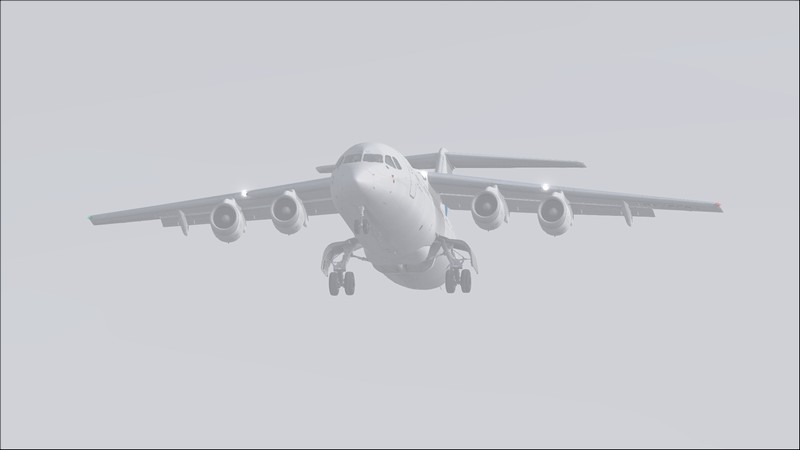 Billund (EKBI) - Vagar (EKVG): Avro RJ85 Atlantic Airways. Avs_2446_zpswcutu1k2