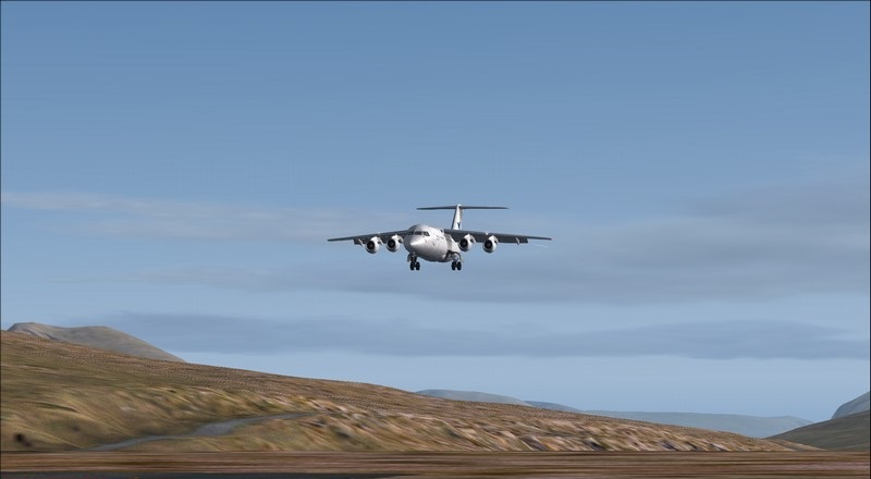 Billund (EKBI) - Vagar (EKVG): Avro RJ85 Atlantic Airways. Avs_2494_zpsbktoguhd
