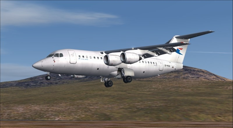Billund (EKBI) - Vagar (EKVG): Avro RJ85 Atlantic Airways. Avs_2497_zpsqeodlwxx