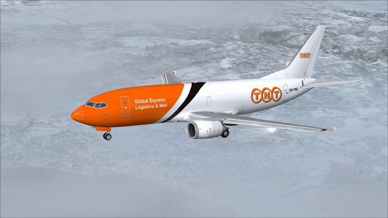Liège (EBLG) - Genebra (LSGG): Boeing 737-300SF TNT  Avs_2695_zpssfsyvdwj