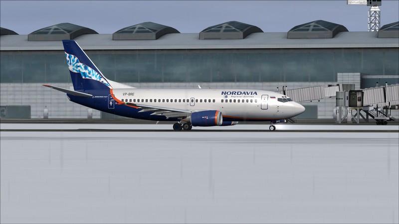 Moscou Sheremetyevo (UUEE) - São Petersburgo Pulkovo (ULLI): Nordavia Boeing 737-500 Avs_2834_zpsea7eegth