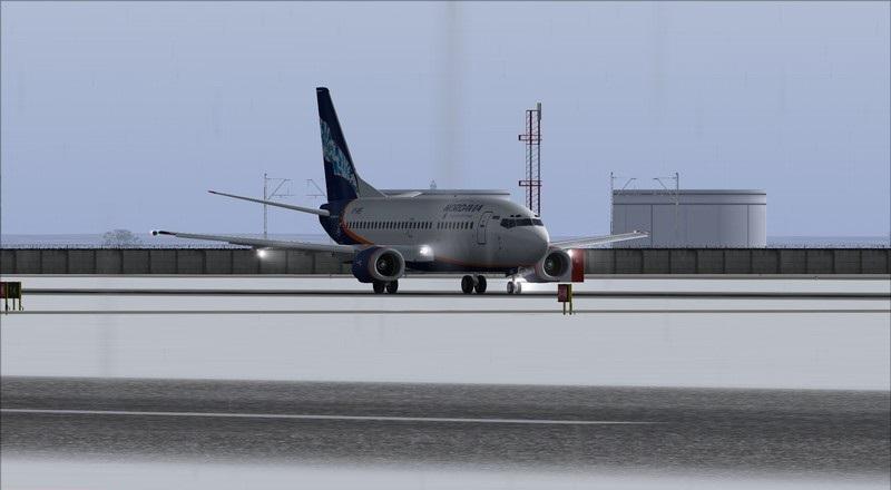 Moscou Sheremetyevo (UUEE) - São Petersburgo Pulkovo (ULLI): Nordavia Boeing 737-500 Avs_2847_zpsk5hpvyi9