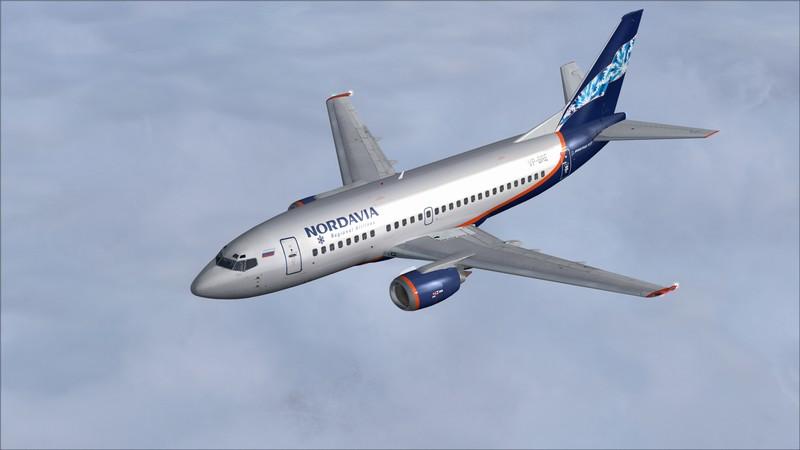 Moscou Sheremetyevo (UUEE) - São Petersburgo Pulkovo (ULLI): Nordavia Boeing 737-500 Avs_2859_zpsuvqn1z0j