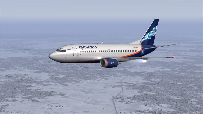 Moscou Sheremetyevo (UUEE) - São Petersburgo Pulkovo (ULLI): Nordavia Boeing 737-500 Avs_2862_zpsao0bwhkj