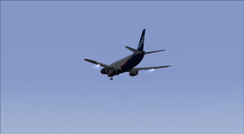 Moscou Sheremetyevo (UUEE) - São Petersburgo Pulkovo (ULLI): Nordavia Boeing 737-500 Avs_2875_zpskhe4ng1u