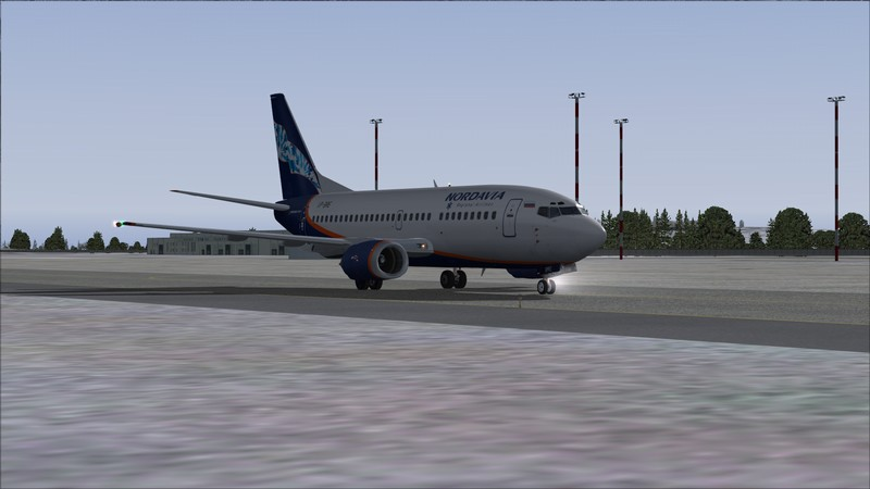 Moscou Sheremetyevo (UUEE) - São Petersburgo Pulkovo (ULLI): Nordavia Boeing 737-500 Avs_2880_zpsotb4fda4