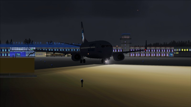 Murmansk (ULMM) - Moscou Vnukovo (UUWW): Utair Boeing 737-500  Avs_3043_zpskjqpzusm