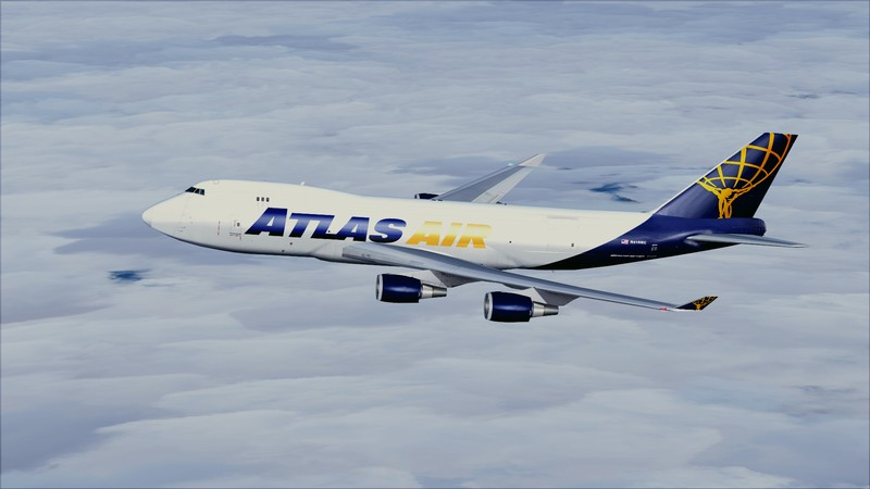 Merge Posky 747-400F e SSP2012 - 747-8I/F (modelo) com PMDG 747-400F (painel). Avs_498_zpswrkea9ae