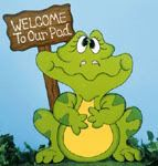Lookie who's here... Frogsign