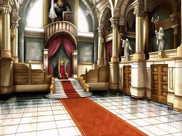 Corte del Castillo de Trébol Darcrows_223