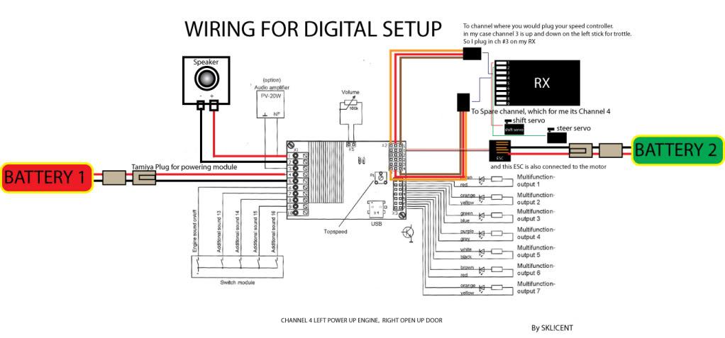 Modulo de sonido Beier-setup-1