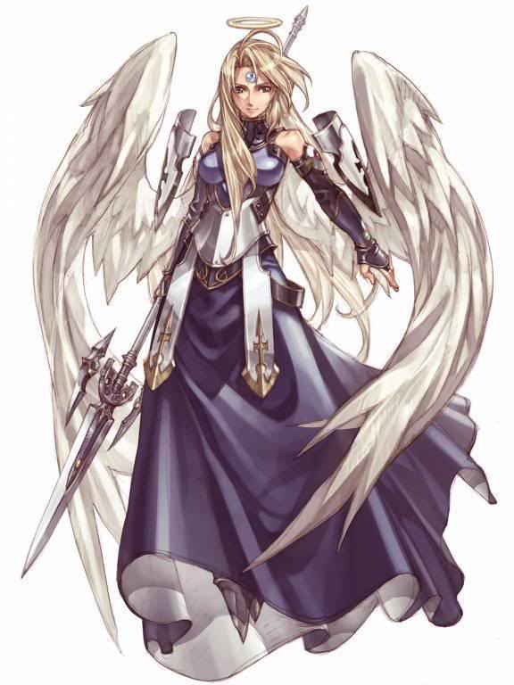 Character of the Battlegrounds. Angelkinght