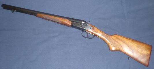 Fonctionnement d'un fusil Baikal MP153  BaikalCoachGun04Mini