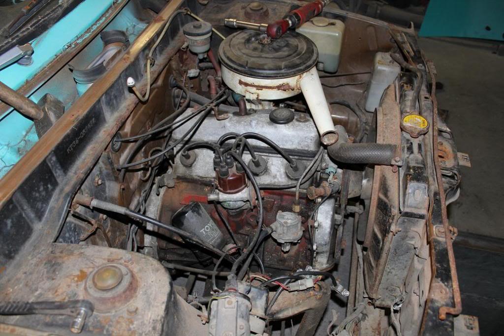 """kikarikoiso: Toyota """"tonninen"""" + Mercs 4_zps787137a1"""