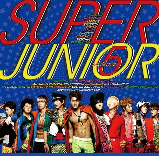 SuperJunior[Discografia][MU][MF][2011][Se actualizara] MRSimple