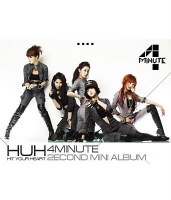 4Minute[Discografia][MU][MF] Cover3