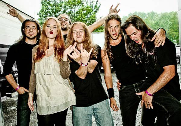 Band and Random Epica pictures - Page 6 2010-3