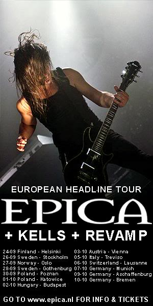 Band and Random Epica pictures - Page 7 EuropeTour-Isaac