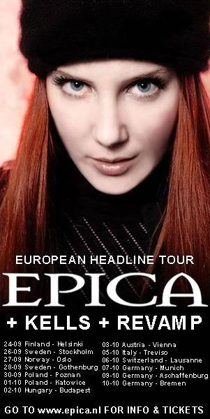 Band and Random Epica pictures - Page 7 EuropeTour-Simone