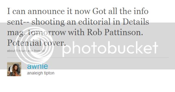 nouveau photoshoot... pour Details Magazine.... Al