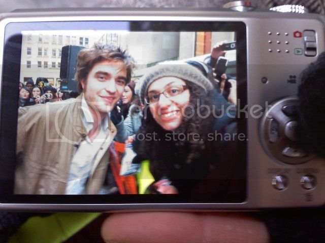 Rob @ Today' s Show... 1er Mars 2010 Today3