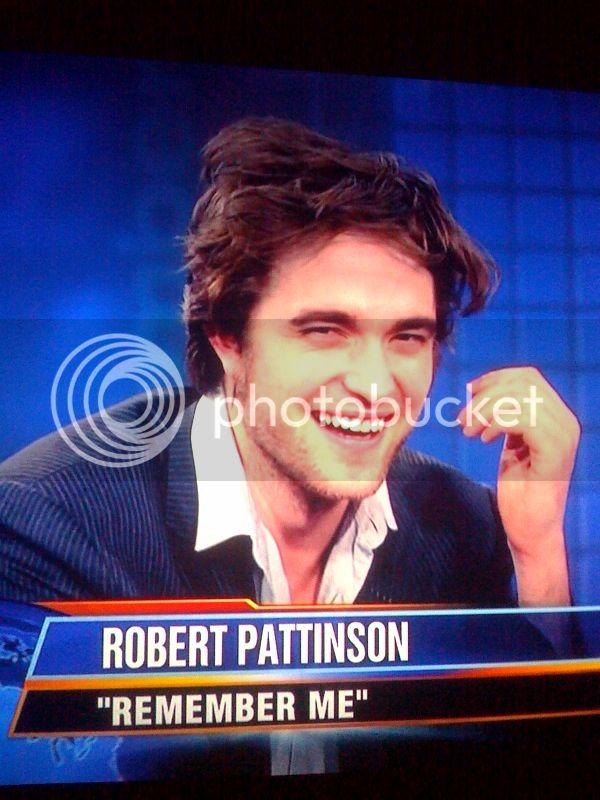 daily show RobertPattinsonontheDailyShow