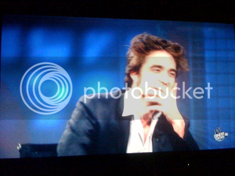 daily show RobertPattinsonontheDailyShow2