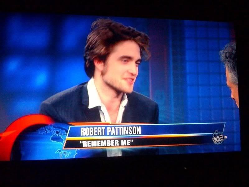 daily show RobertPattinsonontheDailyShow3