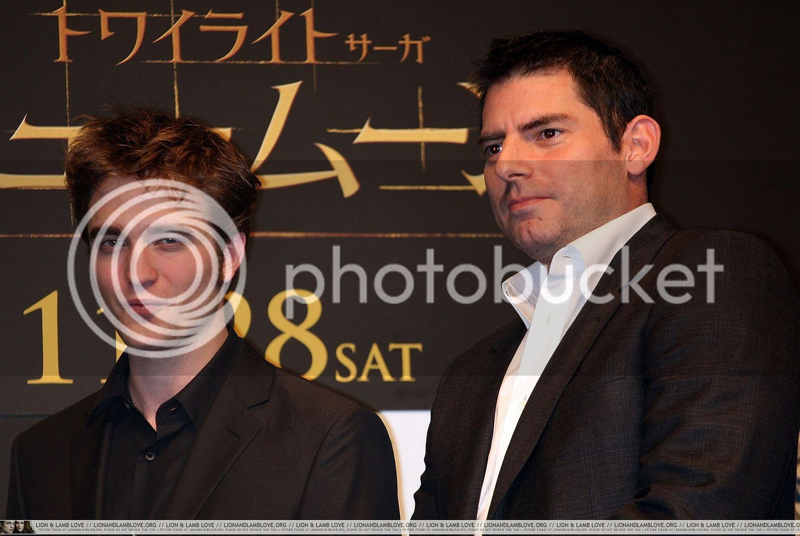 Japan Tour... Promo New Moon... Nov. 3rd 2009 avec Chris Wei 008